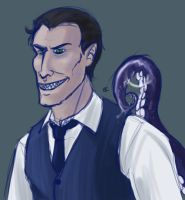 The Joker by shadowfire-x