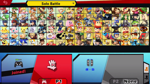 My 3rd Super Smash Bros. Ultimate Roster by CrazyCartoonFanatic