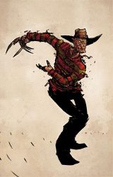 Freddy Kruger Commission by TimKelly