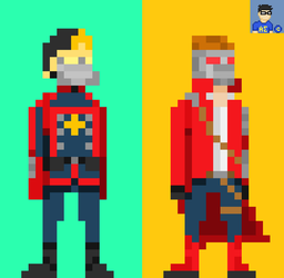 Marvel Legacy: Peter Quill, Star Lord by HADOUUUKEN