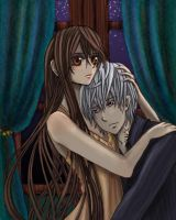 Vampire Knight -Moonlight- by nyuhatter
