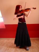 violinist 2 by liam-stock