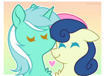 Not 'just friends' by Trickate