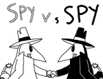 Spy vs Spy by RichardtheDarkBoy29