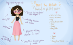 Meet the Artist by pandawhoeatscockie
