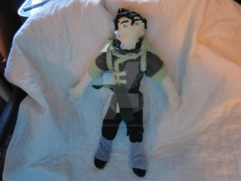 Bolin plush by Freespirit81
