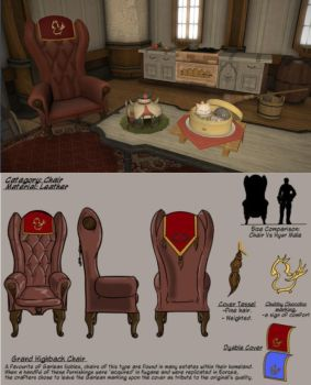 Furniture contest - conclusion! by Dthorin