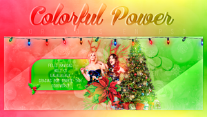Merry Christmas Cover PSD by BitchesImAwesome