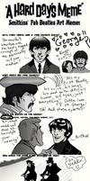 Beatles Meme by TitanicGal1912