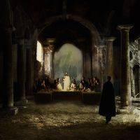 Elegy - The Last Supper by ParallelDeviant