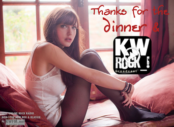 KW ROCK_! by KWFM.net _ Thanks for the dinner... by KWFMdotnet