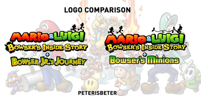 Mario And Luigi Bowser's Inside Story Remake by PeterisBeter