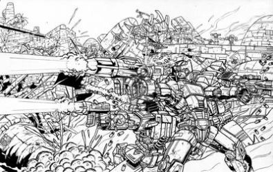WAR FOR CYBERTRON 2.0 by 1314