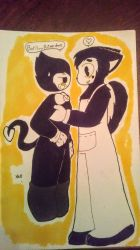Put Me Down (Boris x Bendy) by ShadAmyfangirl129