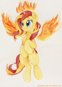Burning Bright by TwilightFlopple