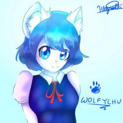 this is WOLFYCHUUuuu by HttydatAJ