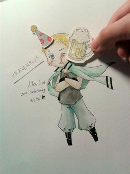 .:APH Germany-Happy Birthday!:. by RAVENACES