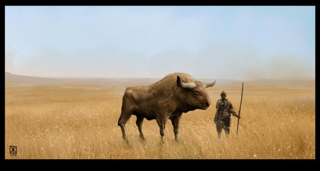Bhederin Bull by Corporal--Nobbs