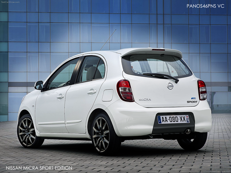 Nissan Micra Micra DIG sport by panos46