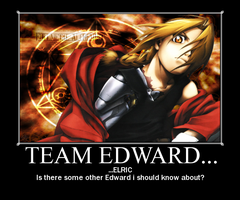 Team Edward by ViviRouce