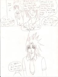 KH fan-comic page three by Bella-Who-1