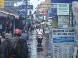 streets of Kuta by NinjaMonkeyMedia