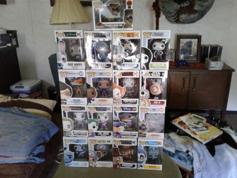 POP comes the Collection! by lol20