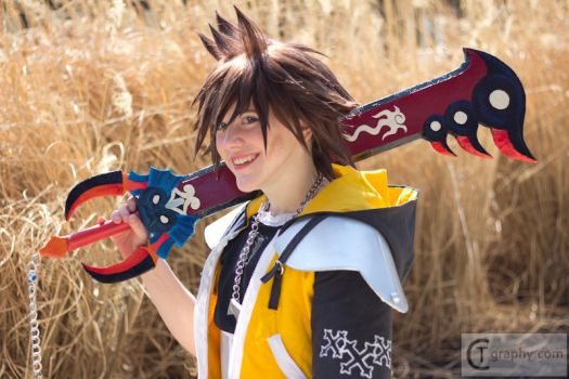 Keyblade's Chosen One by NSCosplay