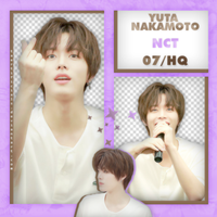 Yuta (NCT) | PNG PACK #11 by taertificials