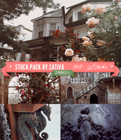 Stock Pack 02 by Sativa by Rainbowepidemic