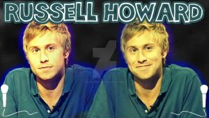 Russell Howard Smiley Smiley by mockthedeviant