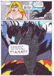 The Five-Headed Terror: Page 3 by Branded-Curse