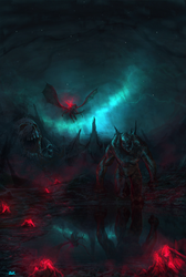 Gate of Hell by Leoncinus