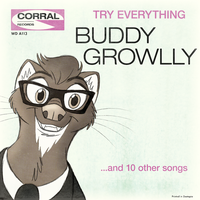 Try Everything by Buddy Growlly by tymime