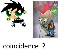 coincidence ? by suparmarkeogai996