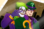 DC Riddler 22 by k125125123