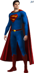 Smallville Superman (S11 Comic) by Javmiller