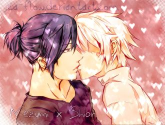Nezumi x Shion by sea-flow