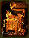 Happy Holidays!! by argel1200