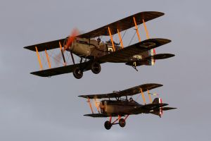 The Royal Flying Corps by Daniel-Wales-Images