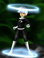 Danny Phantom in the Ghost Zone by Yami-Su