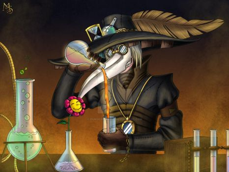 [Gift] GRACH's Laboratory by Dungeon-Spirit