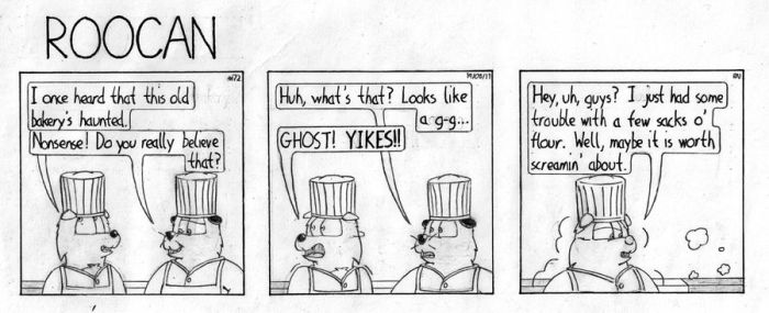 Roocan Strip 72 by BruBadger