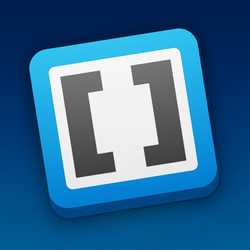 Brackets Icon (3rd edition) by marc2o