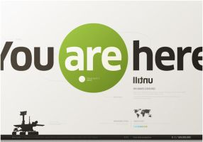 You are here v2 by Metric72