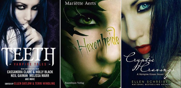 Published Book covers by ValentinaKallias