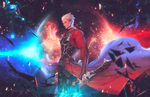 Fate Stay - Archer by LordTheDarkness