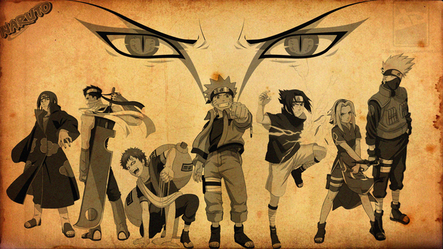 Naruto Saga by DarkSaiyan21