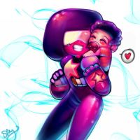 Steven Universe: Bc we FAM. by Sukesha-Ray