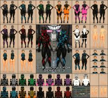 *DOWNLOAD* - GIS Biosuit for Genesis 3 Female/Male by AwakeOrStillDreaming